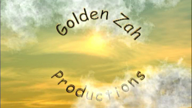 Golden Zah Productions logo